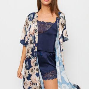 Комплект Кимберли Темно-синий Karree купить Нижнее белье