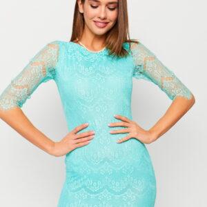 Платье Молли Мятный Karree купить Платье