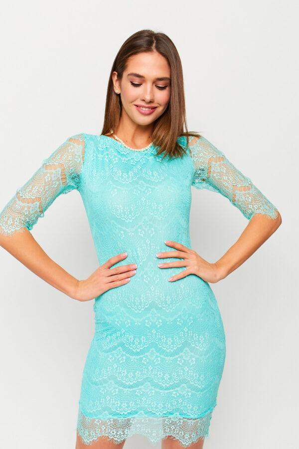 Платье Молли Мятный Karree