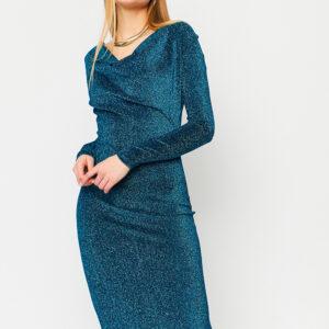 Платье Теона Бирюза Karree купить Вечернее платье