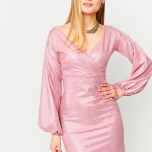 Платье Асти Пудровый Karree купить Вечернее платье