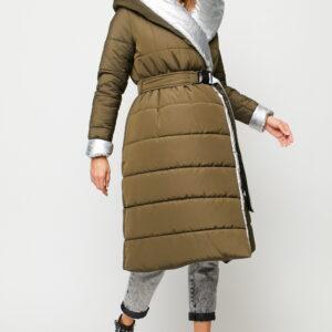 Пальто Бруклин Хаки Karree купить Пальто