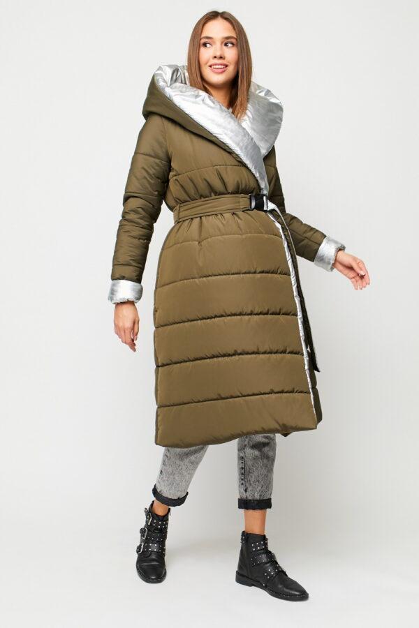 Пальто Бруклин Хаки Karree