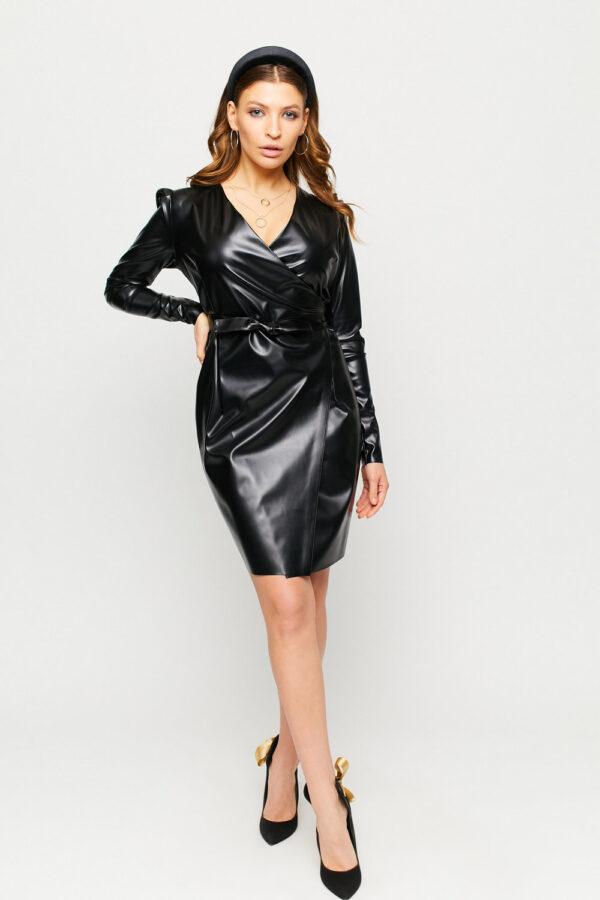 Платье Ликата Черный Karree