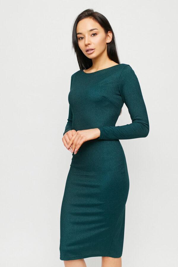 Платье Сола Зеленый Karree