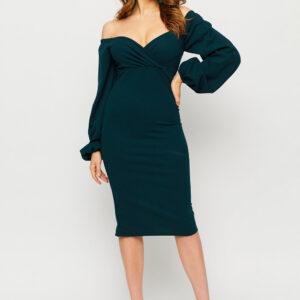 Платье Ивонн Зеленый Karree купить Платье