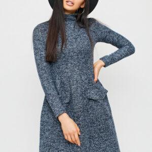 Платье Онтарио Темно-синий Karree купить Платье