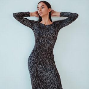 Платье Марко Комбинированный Karree купить Платье