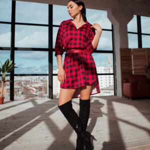 Платье Спирит Красный Karree купить Платье