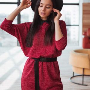 Платье Лисбон Красный Karree купить Платье
