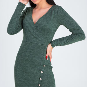 Платье Винди Темно-зеленый Karree купить Платье