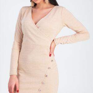 Платье Винди Бежевый Karree купить Платье
