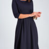 Платье Каен Темно-синий Karree