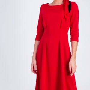 Платье Каен Красный Karree купить Платье