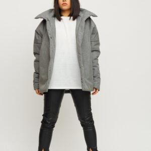 Куртка Адина Серый Karree купить Куртка