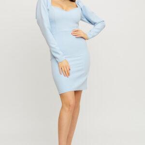 Платье Есмин Голубой Karree купить Платье