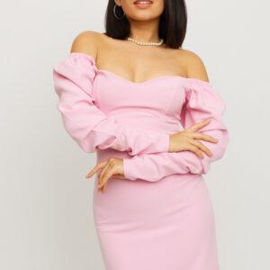 Платье Есмин Розовый Karree купить Платье