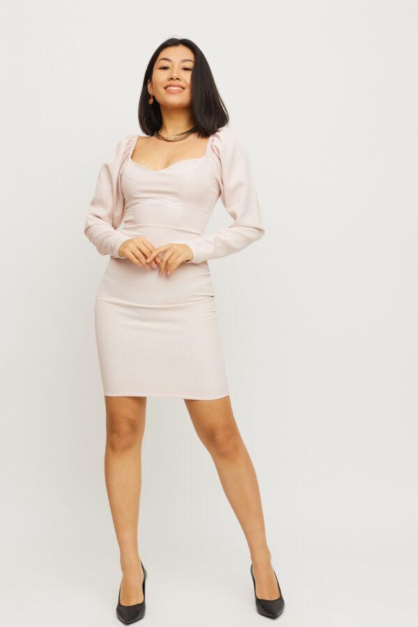 Платье Есмин Бежевый Karree