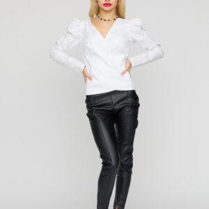 Блуза Ирис Белый Karree купить Блуза