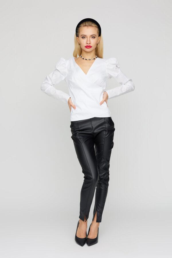 Блуза Ирис Белый Karree