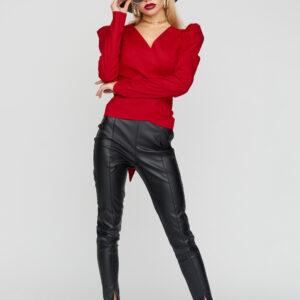 Блуза Ирис Красный Karree купить Блуза