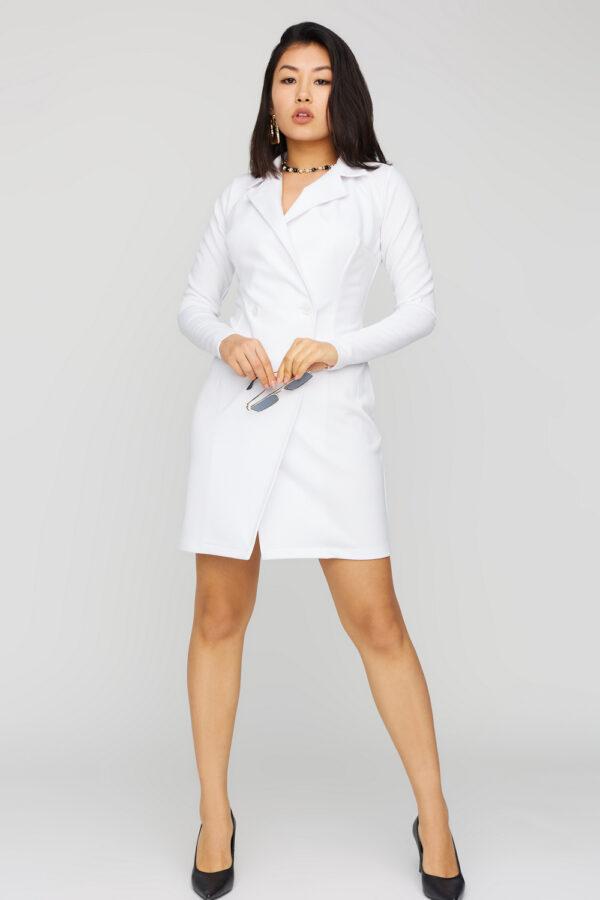 Платье Лиора Белый Karree