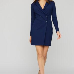 Платье Лиора Темно-синий Karree купить Платье