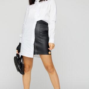 Платье-рубашка Джуди Белый Karree купить Рубашка