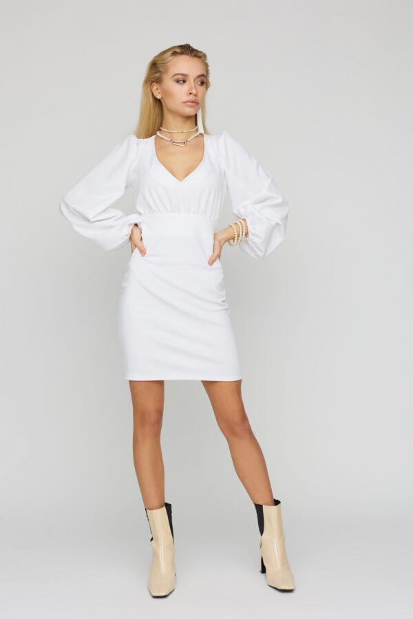 Платье Кармела Белый Karree