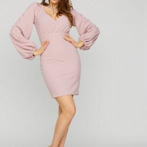 Платье Кармела Пудровый Karree купить Платье