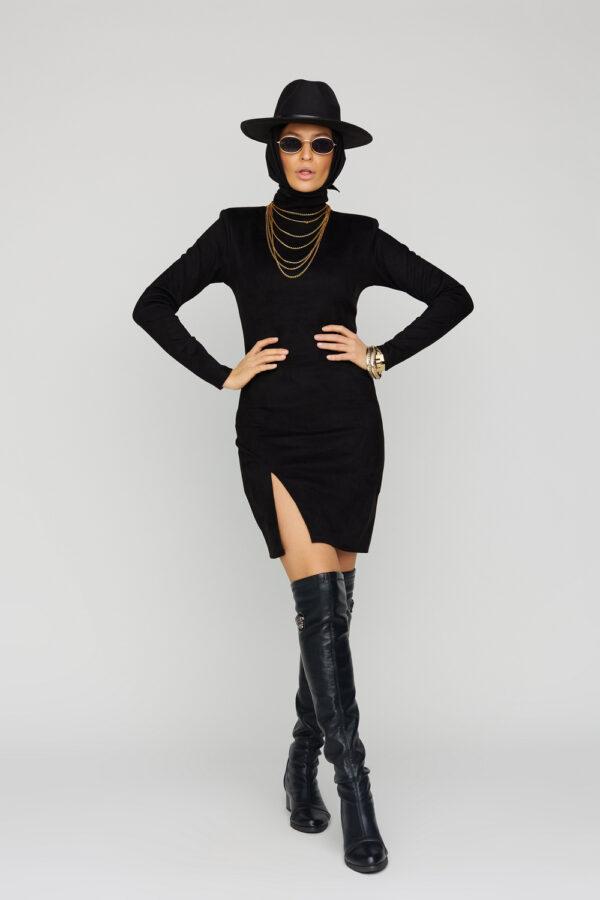Платье Хилари Черный Karree
