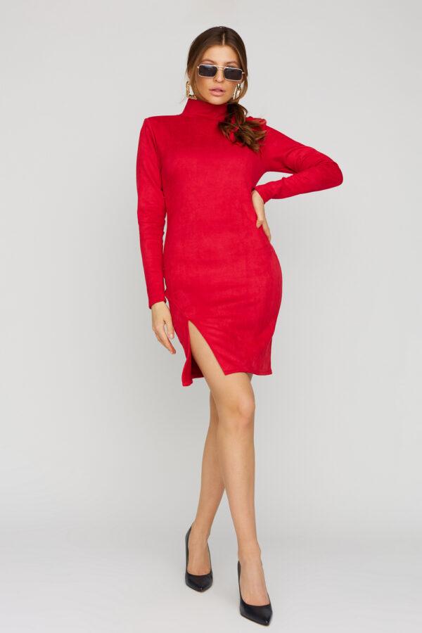 Платье Хилари Красный Karree