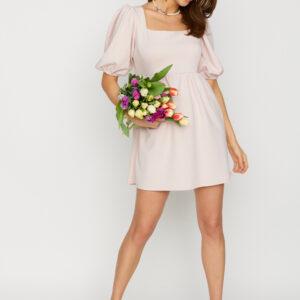 Платье Келли Пудровый Karree купить Платье