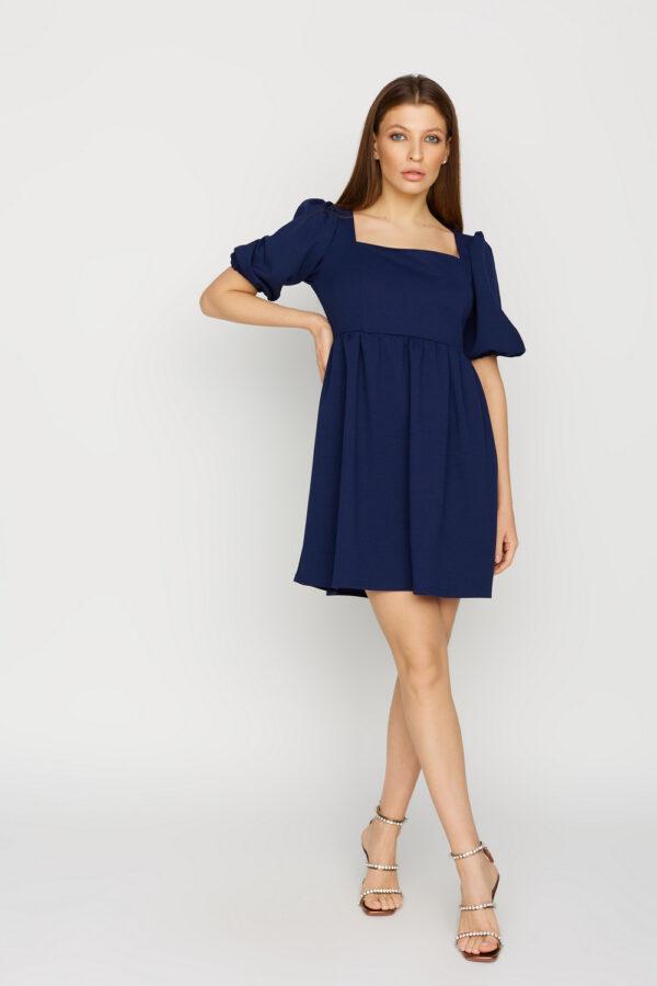 Платье Келли Темно-синий Karree
