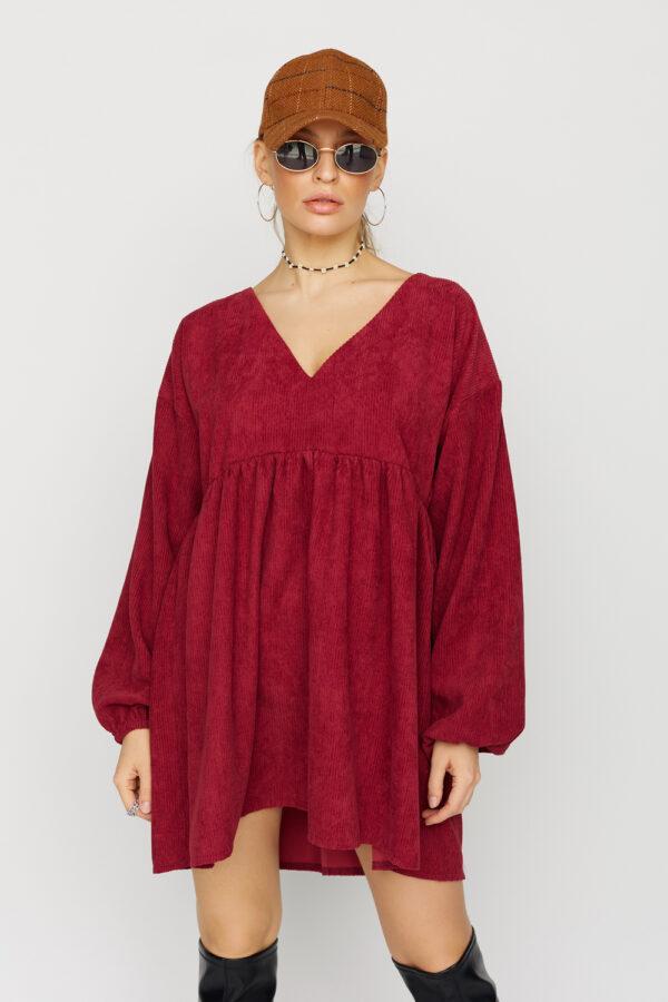 Платье Эмбер Красный Karree