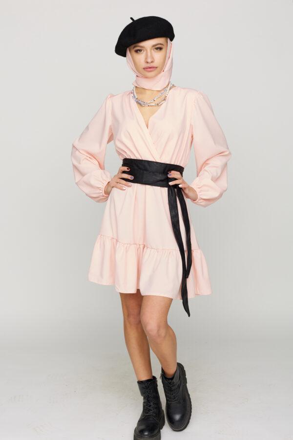 Платье Бет Персик Karree