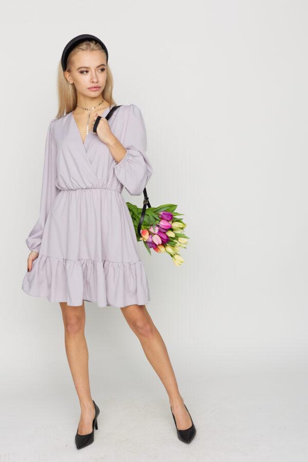 Платье Бет Серый Karree