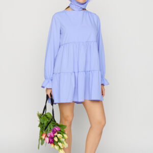 Платье Нэнси Лиловый Karree купить Платье