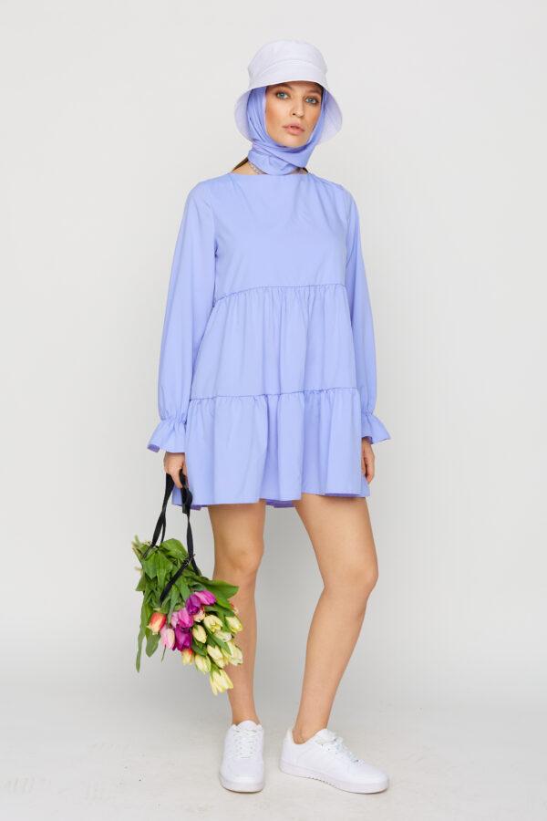Платье Нэнси Лиловый Karree