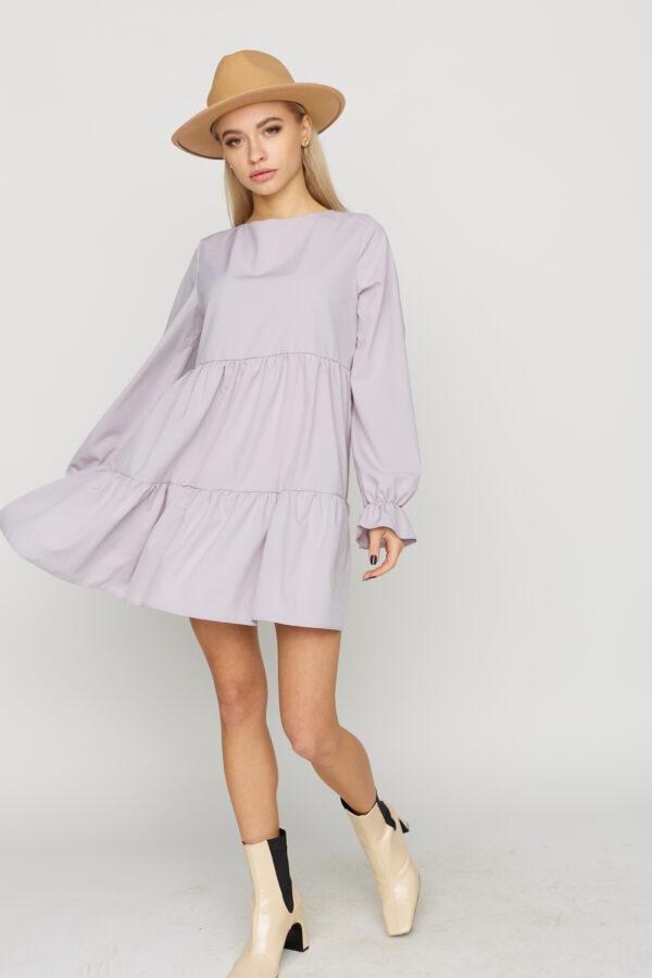 Платье Нэнси Серый Karree