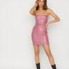 Платье Бренда Пыльно-розовый Karree