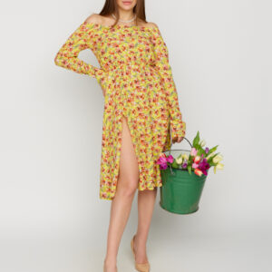 Платье Дорис Желтый Karree купить Платье
