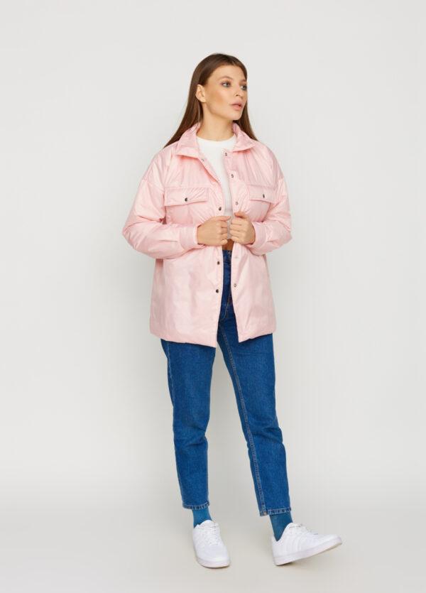 Куртка Дженис Розовый Karree