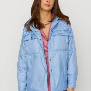 Куртка Дженис Голубой Karree купить Куртка