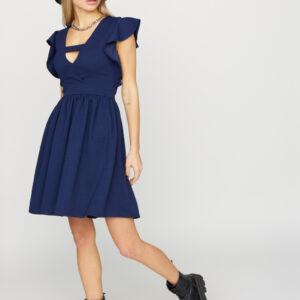Платье Айрин Темно-синий Karree купить Платье
