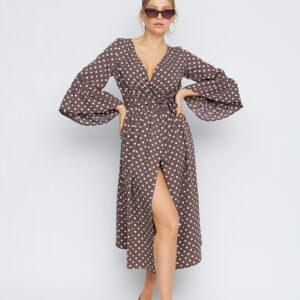 Платье Бетти Шоколадный Karree купить Платье