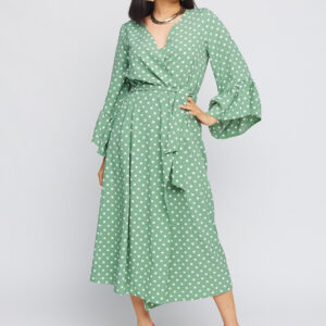 Платье Бетти Оливковый Karree купить Платье