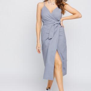Платье Сенди Серый Karree купить Платье