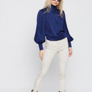 Блуза Ариэль Синий Karree купить Блуза