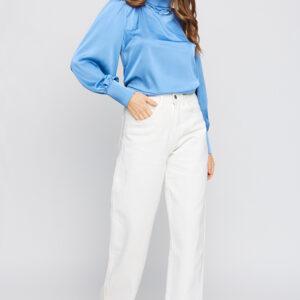 Блуза Ариэль Голубой Karree купить Блуза